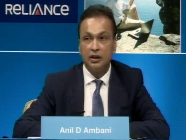 Video : 'Virtual Merger' Between Reliance Jio And Reliance Communications: Anil Ambani