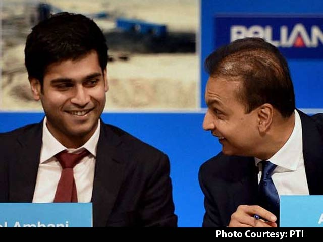 Video : 'Anmol Effect': Anil Ambani Says Son Is Lucky Charm For Reliance Capital