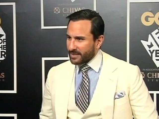 Video : Film Industry is Open to The World's Talent: Saif Ali Khan