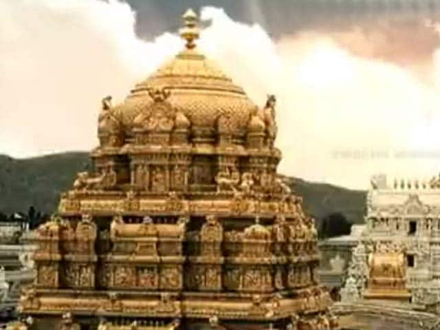 Video : Tirupati Chooses To Go Clean For Pilgrims