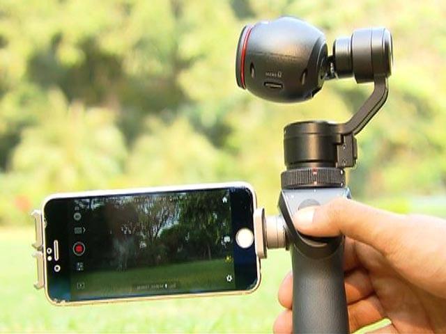 Video : Gadget Guru Goes Mobile With DJI