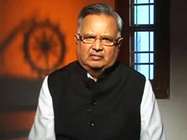 Video : Chattisgarh To Be Open Defecation Free By October 2, 2018: Raman Singh