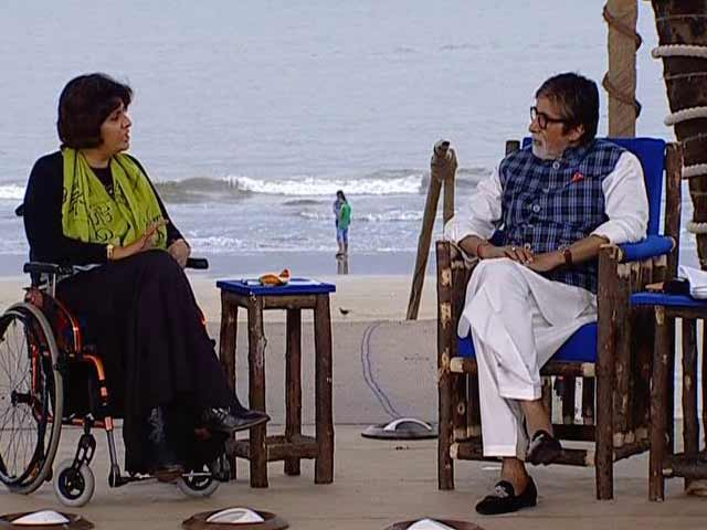 Video : I Can't Hop Over Garbage On A Wheelchair: Deepa Malik