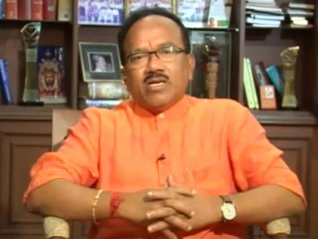 Video : Chief Minister Laxmikant Parsekar On Goa's Swachhta