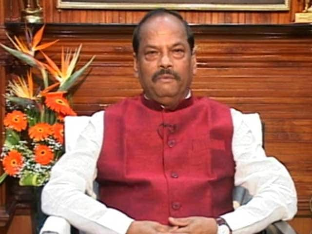 Video : Jharkhand To Be Open-Defecation Free By 2018: Chief Minister Raghubar Das