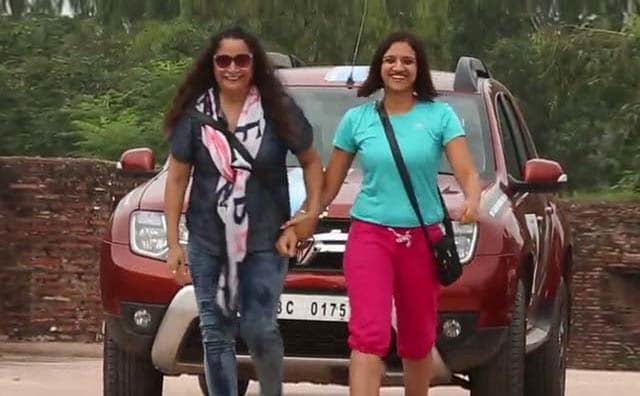 Video : India Adventures Finalists: Anandana and Manjeet From Patiala