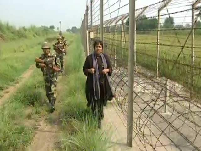 Video : From The Frontline: Meet The Soldiers Who Stand Just 20 Yards Away From Pak