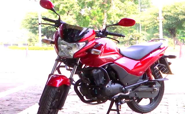 Video : New Hero Achiever 150 Review