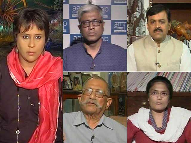 Video : At Indo-Pak Border, From Ground Zero: Political Battle Over Surgical Strikes