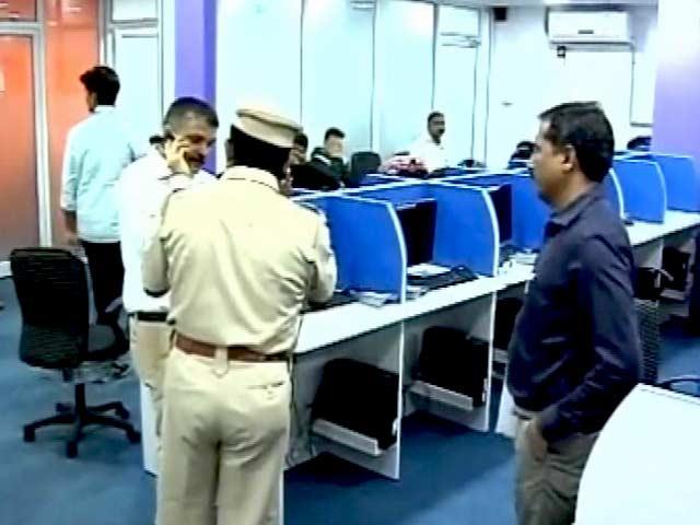 Video : मुंबई : ठगी के आरोप में करीब 700 हिरासत में