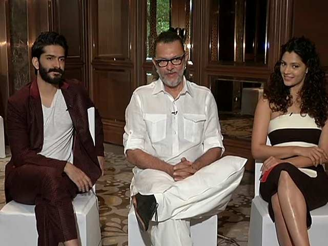 Video : Harshvardhan Kapoor Calls Himself 'Ballsy'