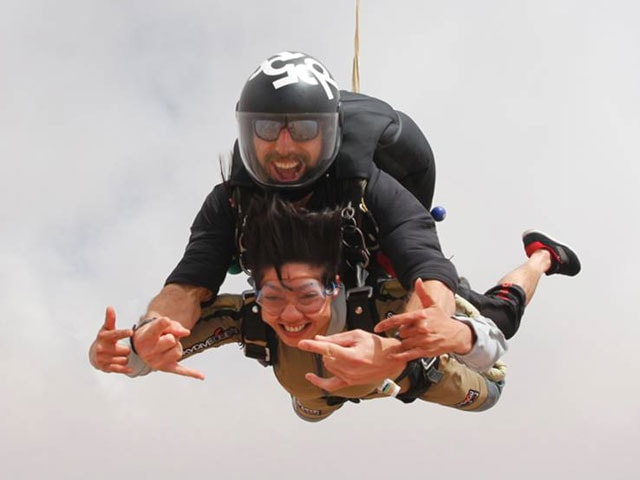 Video : Adventures Sports In Dubai That Will Surely Give You Thrills
