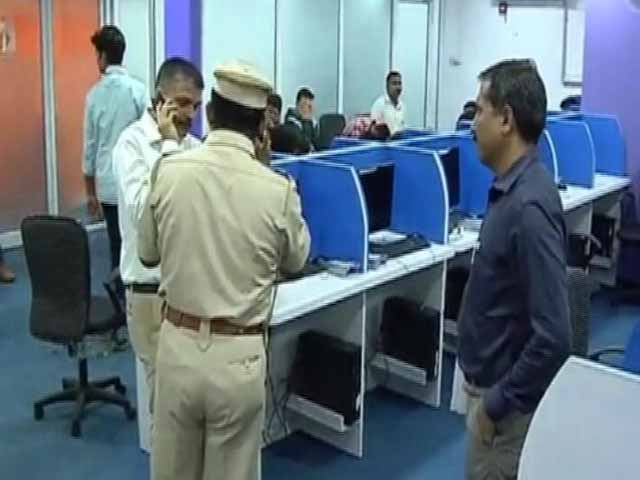 Video : How Workers From 9 Call Centres Near Mumbai Extorted Crores From Americans