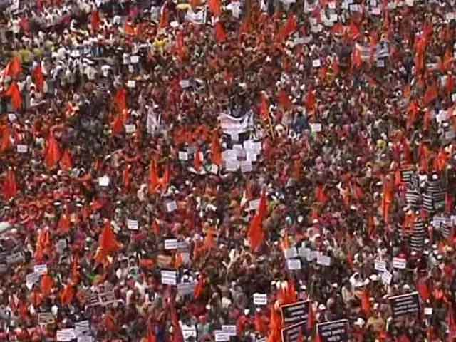 Video : Why Maratha Protests Are Drawing Crowds Even Though No One's Leading Them