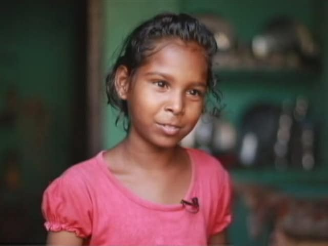 Video : Tamanna Wants To Educate Herself For A Better Life