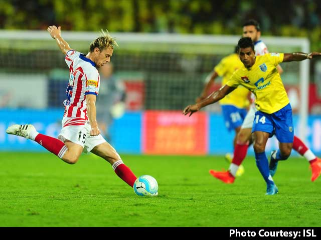 Video : ISL: Atletico de Kolkata Edge Past Kerala Blasters For 1st Win