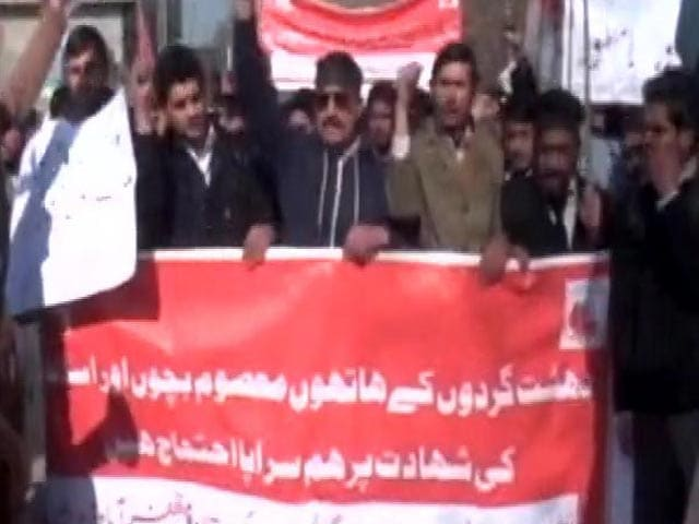 Video : 'Living In Hell' Because Of Terror Camps, Say Protesters In Pak-Occupied Kashmir