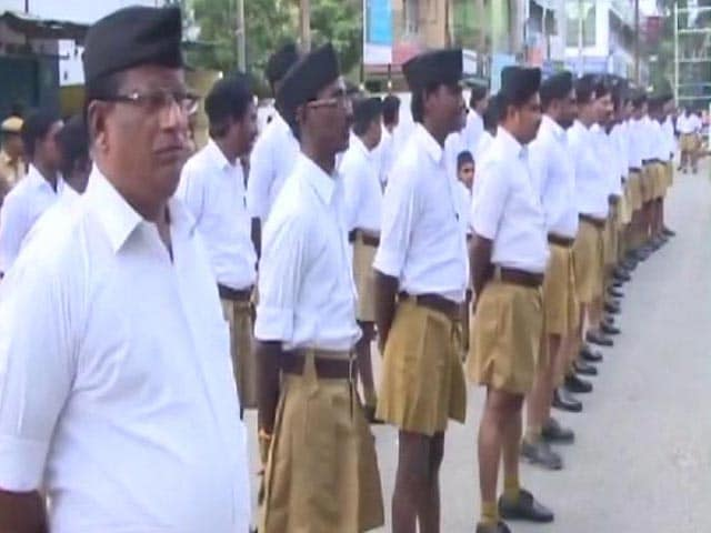 Video : Bring Out The Full Pants, Madras High Court Tells RSS