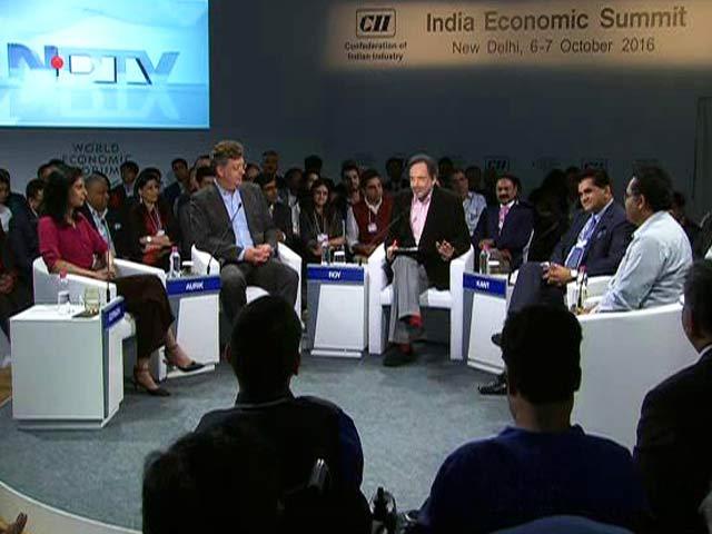 Video : Prannoy Roy Talks to Gita Gopinath, Amitabh Kant on What Next For India