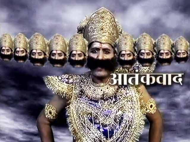 Video : गुस्ताखी माफ : जब रावण ने कहा 'जय श्री राम'