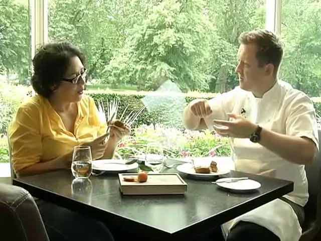 Video : London On A Plate