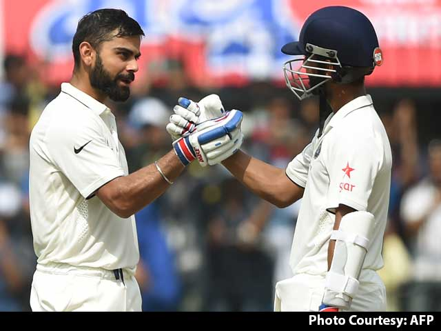 Kohli, Rahane Have Batted New Zealand Out of 3rd Test: Gavaskar
