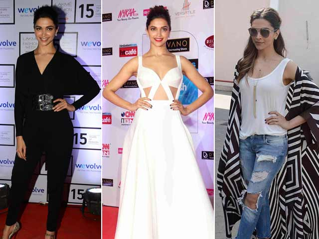 30 Deepika Looks We Love - In 30 Seconds - NDTV Movies