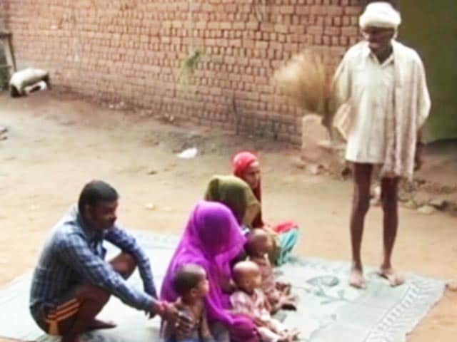 Video : A Liquor Bottle - Tantrik's Fee To 'Treat' Malnourished Children