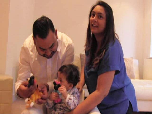 Video : Surrogacy Rules Wipe Out UK Couple's Family Dreams