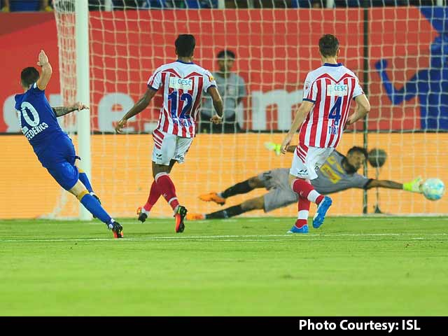 Video : ISL: Mumbai City FC Go Top After Draw vs Atletico