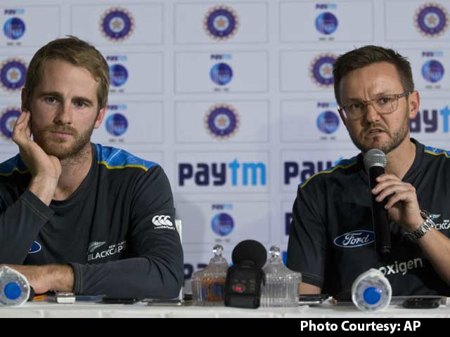 Video : Exposed in Tests, NZ Draw Inspiration From World T20 Win vs India