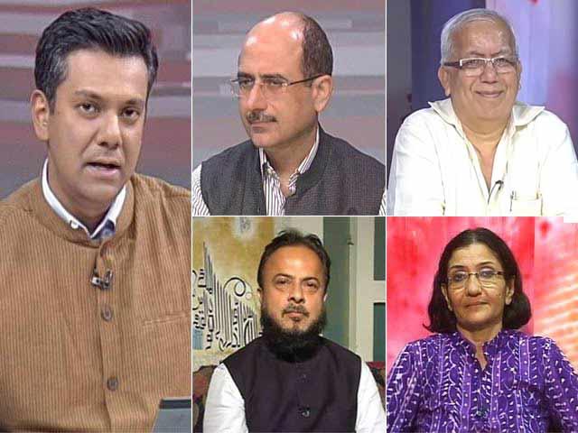 Video : Uniform Civil Code: Muslim Law Board Boycotts Law Panel's Questionnaire