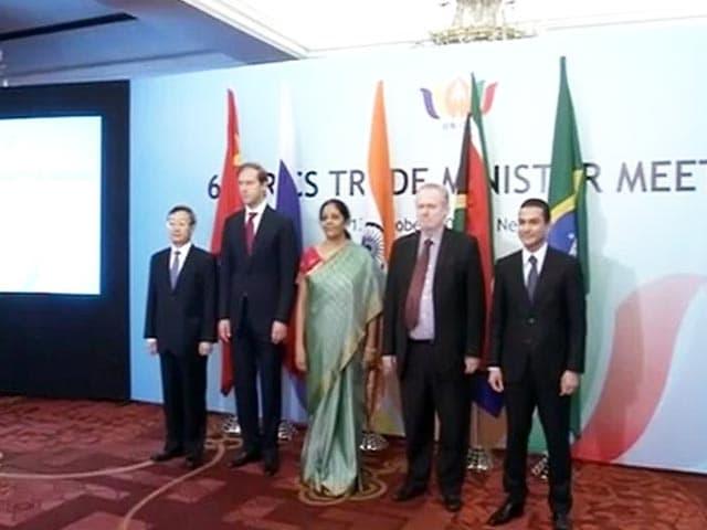 Videos : BRICS सम्मेलन में हिस्सा लेने के लिए आज गोवा जाएंगे पीएम मोदी