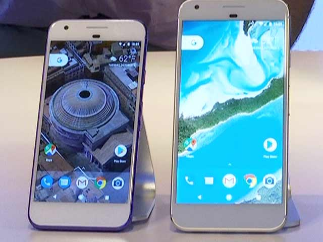 Video : The Google Pixel Launch Event