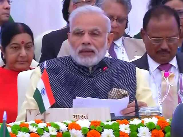 Video : 'BRICS Stands For Peace, Potential, Promise,' Says PM Modi