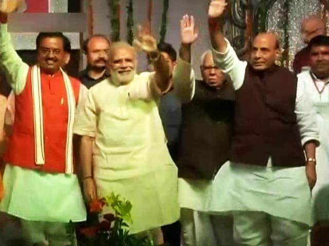 Video : Ram And Ayodhya Back In BJP Script Ahead Of Uttar Pradesh Election