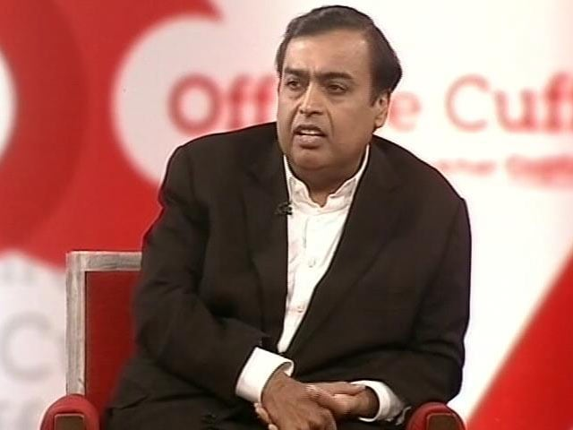 Video : Mukesh Ambani On Role Of And For Kids Isha And Akash