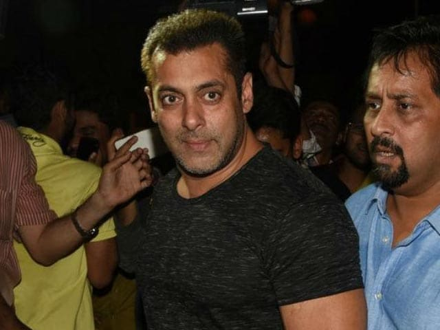 Video : Make Salman Khan Surrender, Go Back To Jail: Rajasthan To Supreme Court