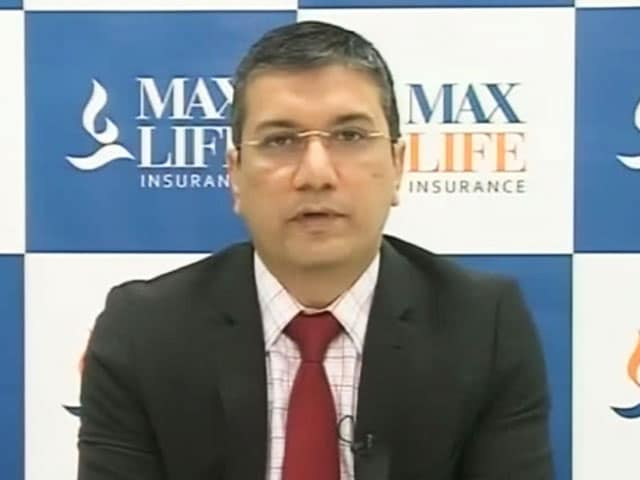 Video : Max Life Insurance View On Markets