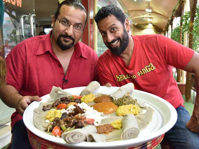 Video : Rocky & Mayur Give The Lowdown On Yummy Delights In Dubai
