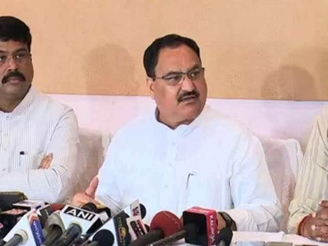 Video : Bhubaneswar's SUM Hospital Did Not Follow Safety Norms, Says Minister JP Nadda