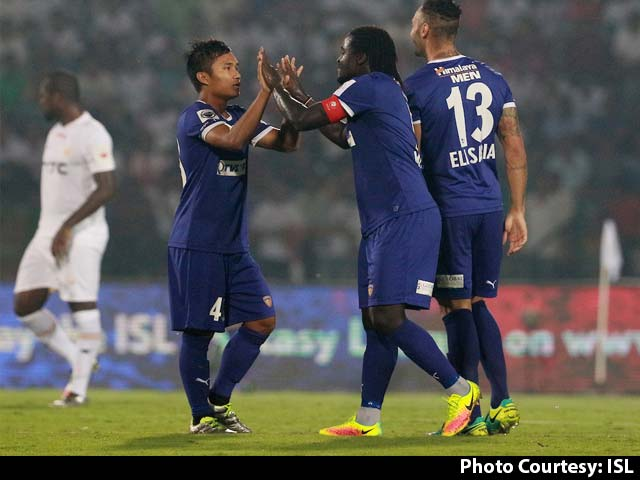Video : ISL 2016: Chennaiyin FC Break NorthEast United Jinx