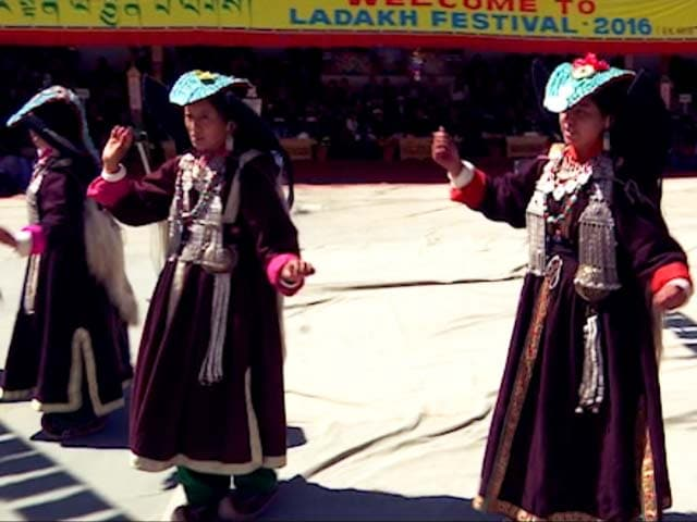 Video : Ladakh Festival: A Spectacle of Lifestyle, Mythology And History