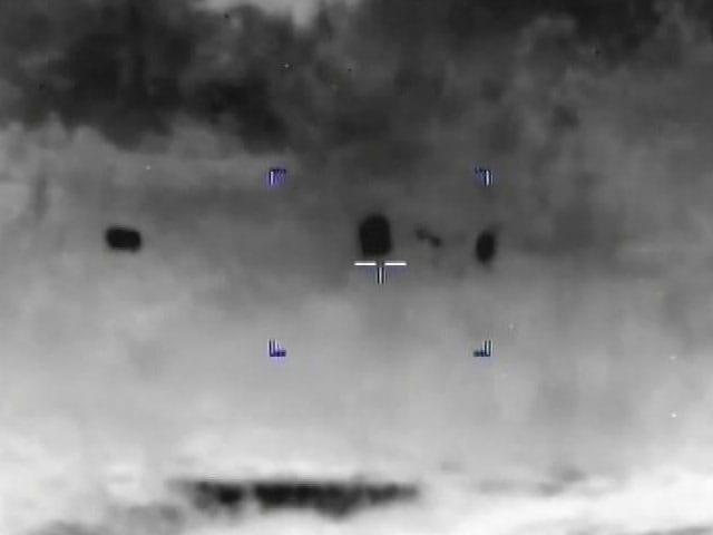 Video : Watch: Footage Of Army Fighting Pak Terrorists Along International Border In Jammu And Kashmir