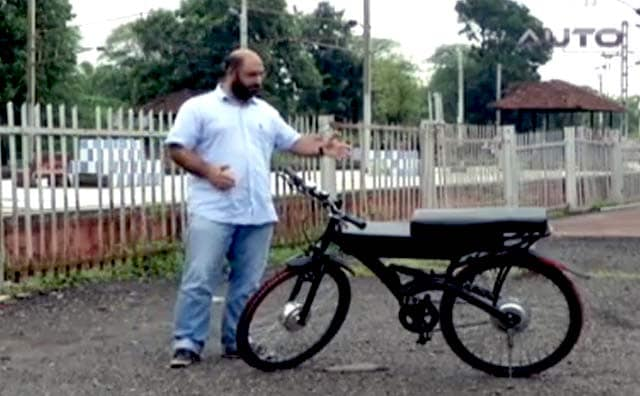 Video : Mahindra e2o Plus, Honda Accord Hybrid And Self Charging Electric Cycle