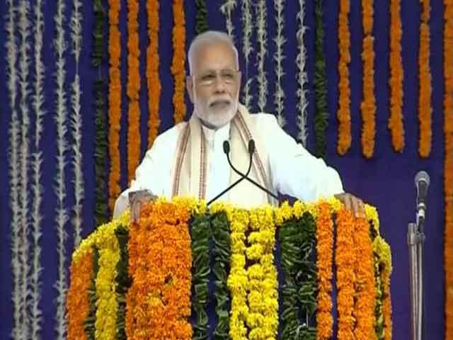 Video : PM Narendra Modi Talks Of 'Surgical Strikes' In Fight Against Black Money