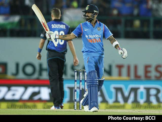 Video : New Zealand Wary of Virat Kohli Impact Ahead of Ranchi ODI