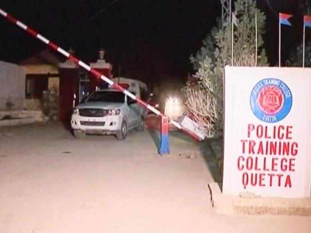Video : पाकिस्तान के क्वेटा में पुलिस प्रशिक्षण अकादमी पर हमला, 60 से अधिक कैडेटों की मौत