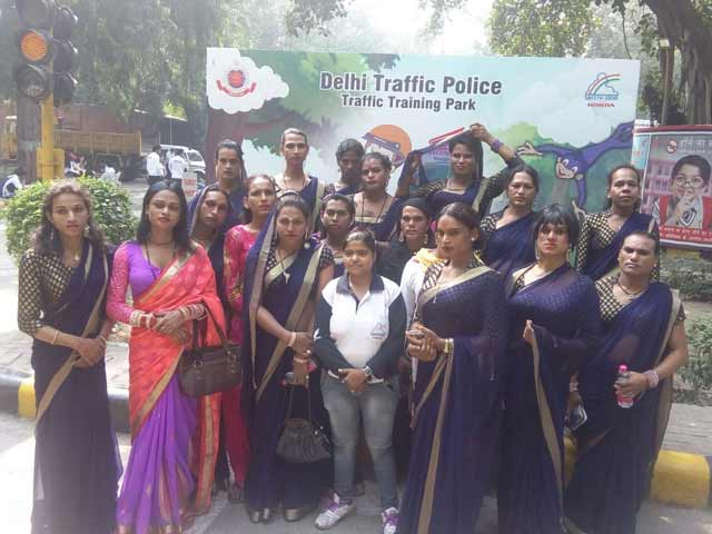 Video : Attention Please: Meet Delhi's New Traffic Marshals