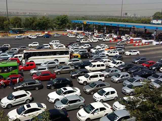 Video : DND Flyway Is Toll-Free. 'Diwali Gift' For Millions Of Commuters